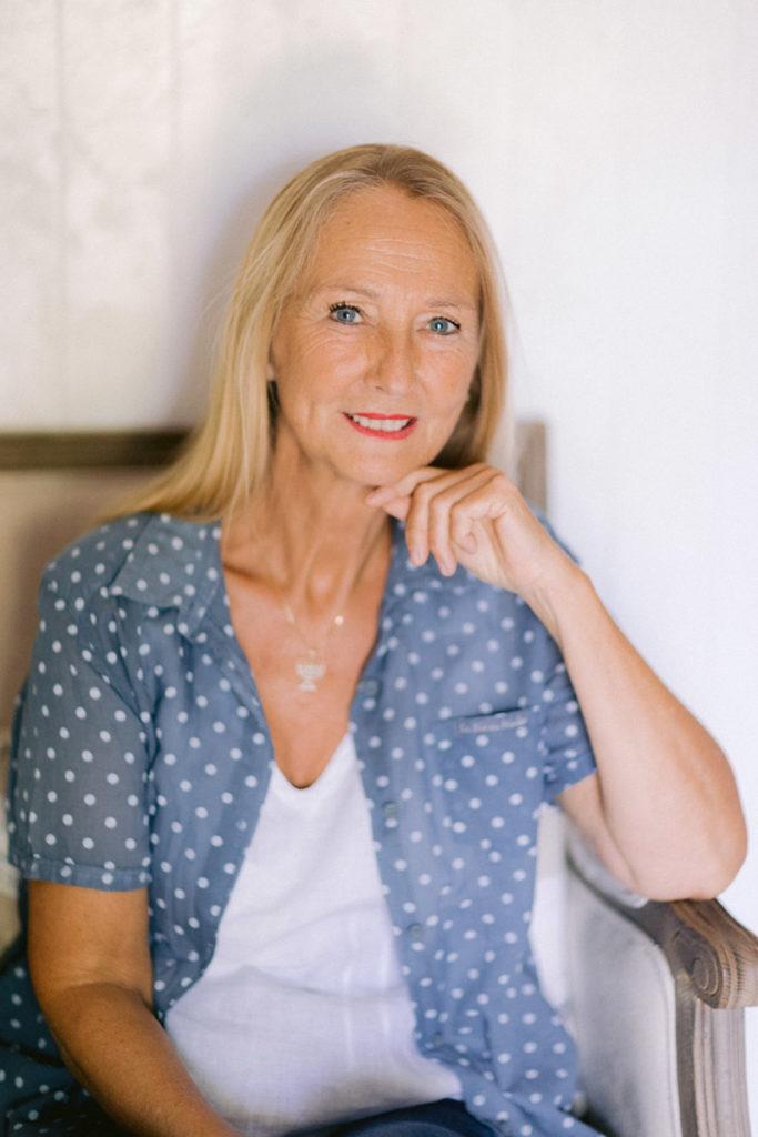 Catherine Pierrat, psychologue à Aix-en-Provence