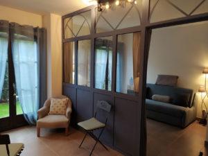 Cabinet de psychologie à Aix-en-Provence, espace de consultation pour adultes.
